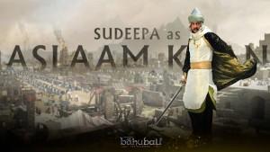 Kiccha Sudeep as Aslaam Khan