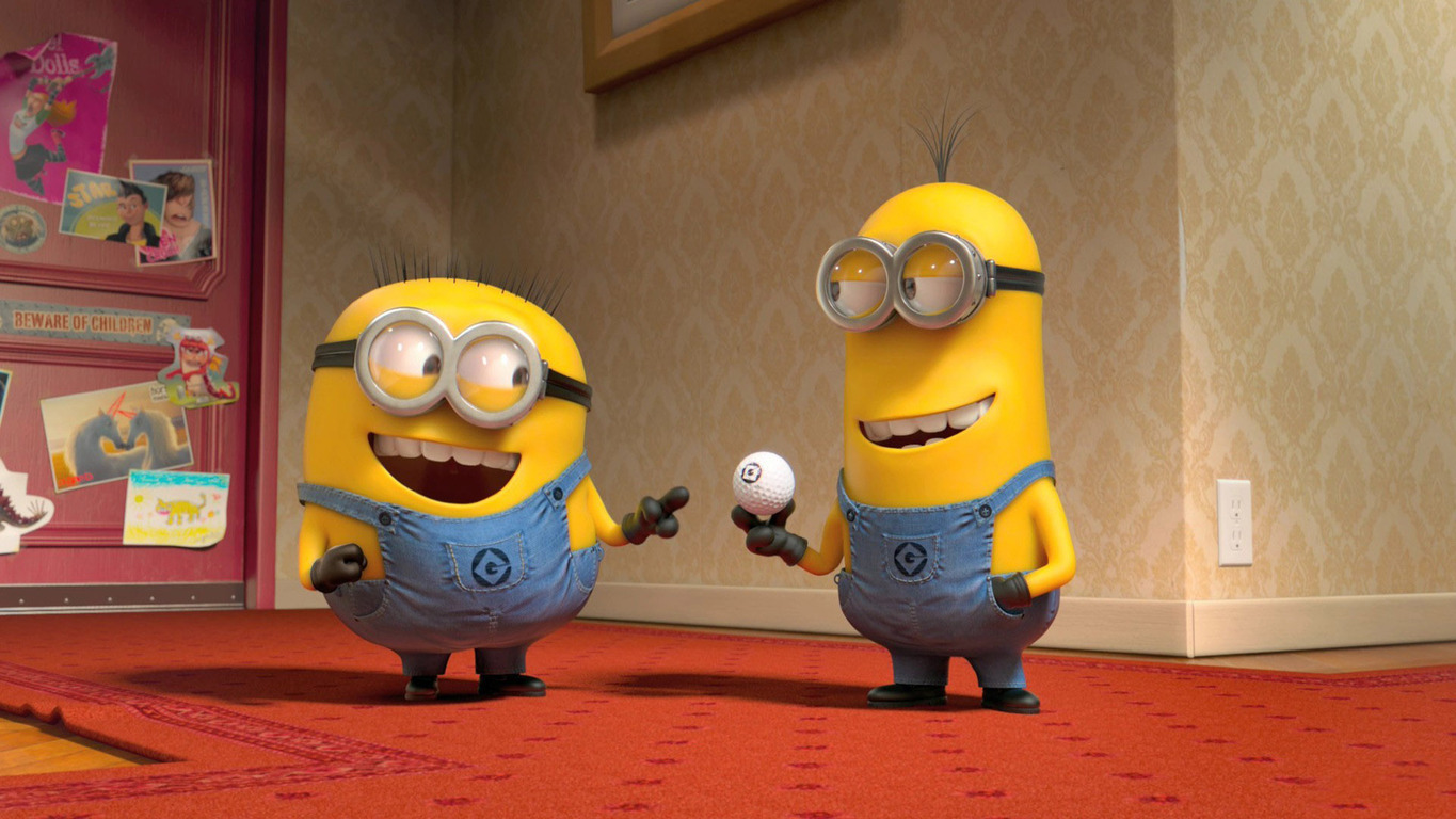 Minions 2015 Animated Film Hd Wallpapers Volganga