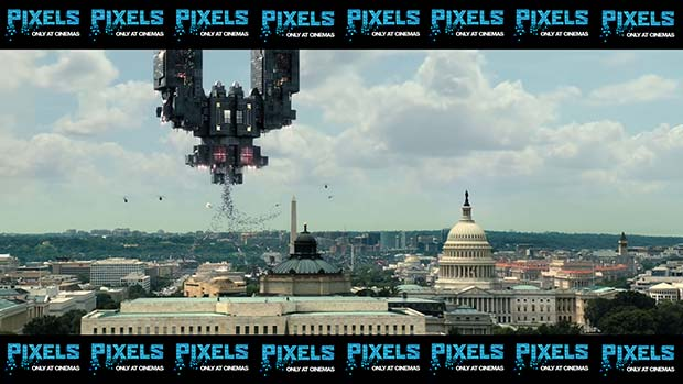 Pixels HD wallpapers & still shots
