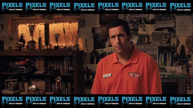 Pixels HD wallpapers & still shots