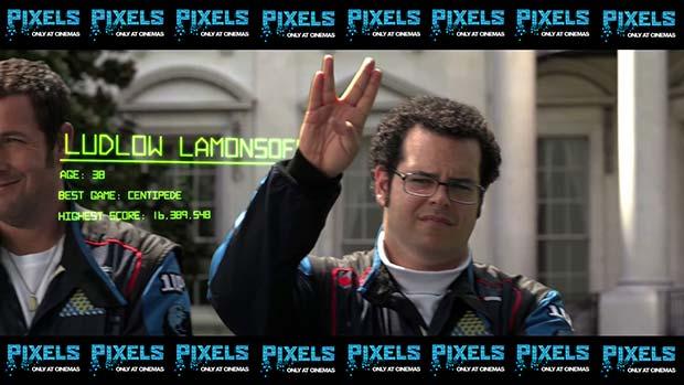 Pixels (2015): Movie HD wallpapers & still shots