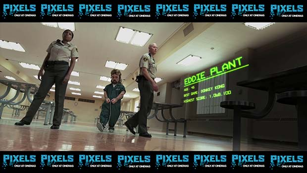 Pixels (2015): Movie HD wallpapers & still shots
