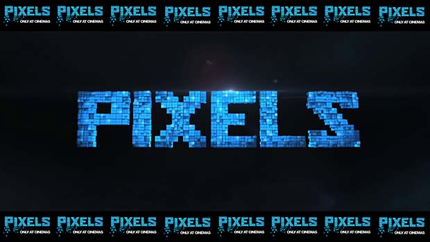 Pixels (2015): Movie still shot wallpapers