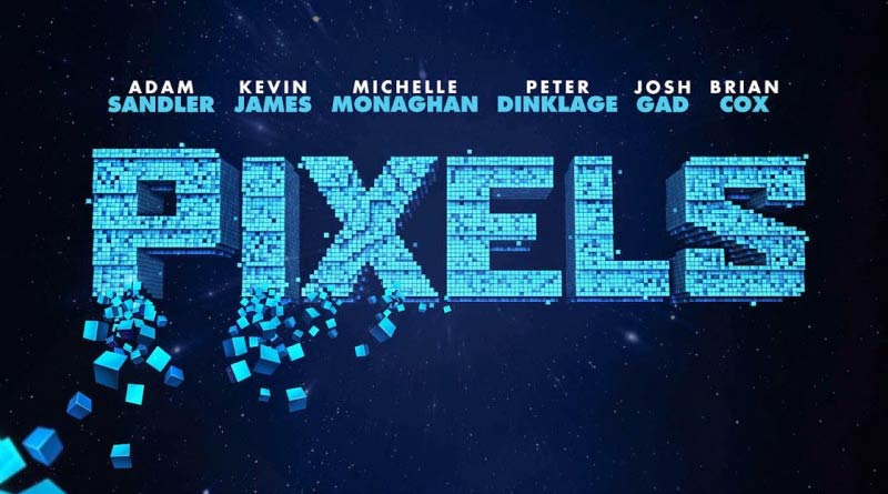 Pixels (2015): Movie HD Wallpapers & HD Still Shots