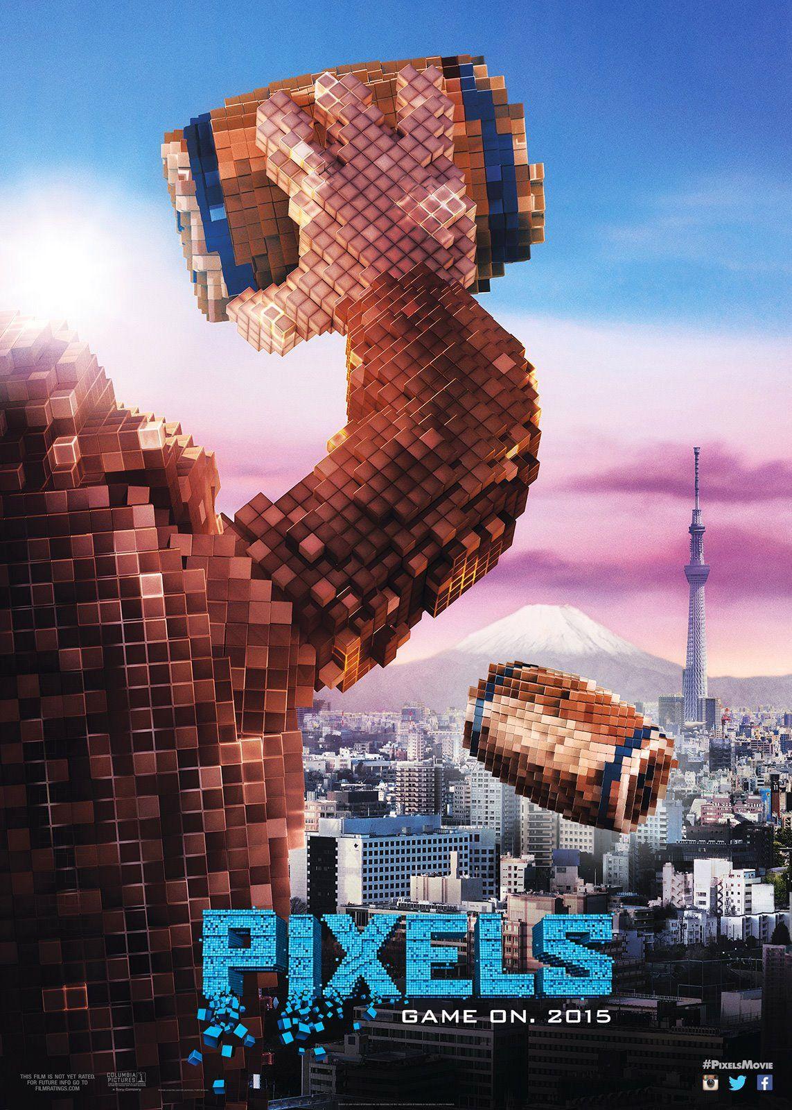 pixels 2015 movie hd wallpapers amp hd still shots volganga