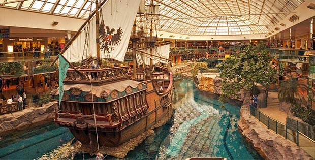 World's most amazing malls: shopping fun