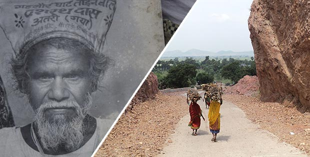 "Dashrath Manjhi: ""the Mountain Man"" who did the impossible"