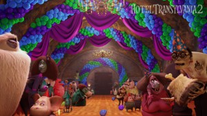 Hotel Transylvania 2 HD wallpapers