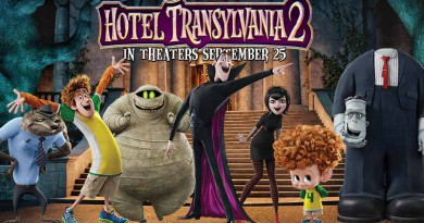 Hotel Transylvania 2 (HD wallpapers)