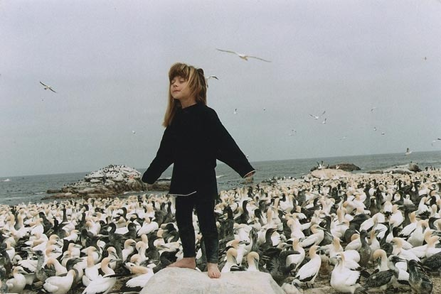 Tippi Degré and wild life
