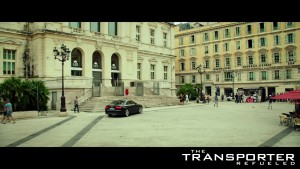 The Transporter Refueled. Car HD wallpapers