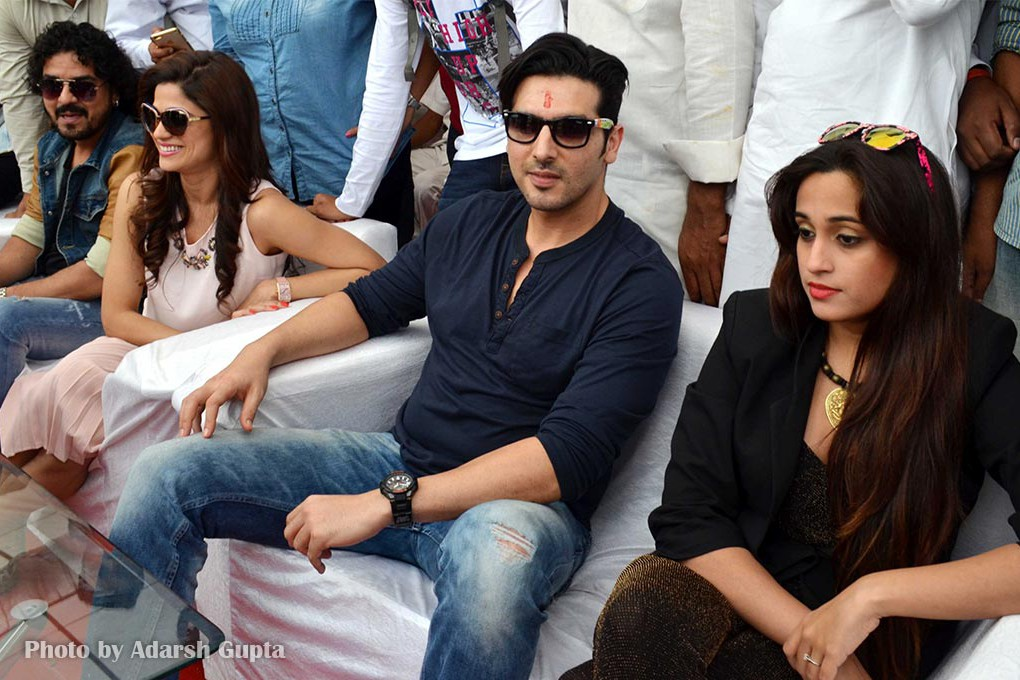 Bollywood stars at IGCL inauguration ceremony in Kashi