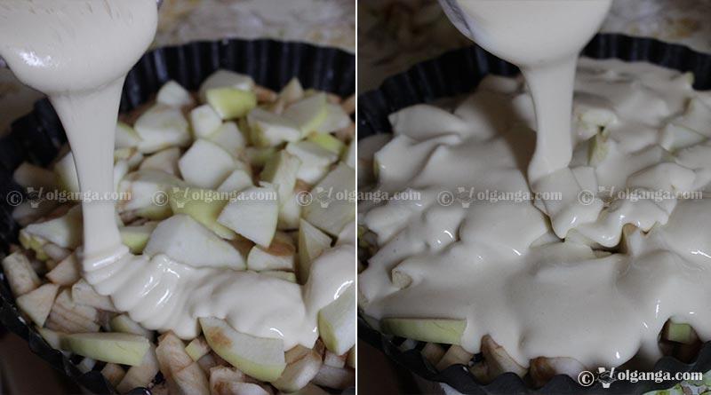 cinnamon apple pie: step5