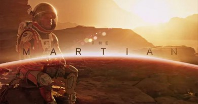 The Martian (2015) Movie HD Wallpapers