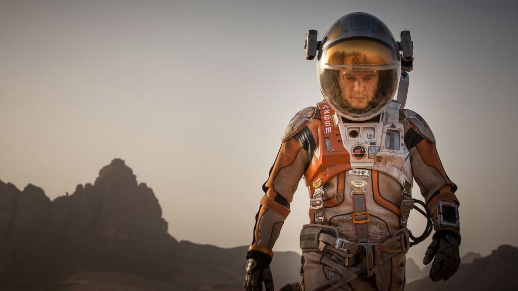 Matt Damon in The Martian HD wallpapers