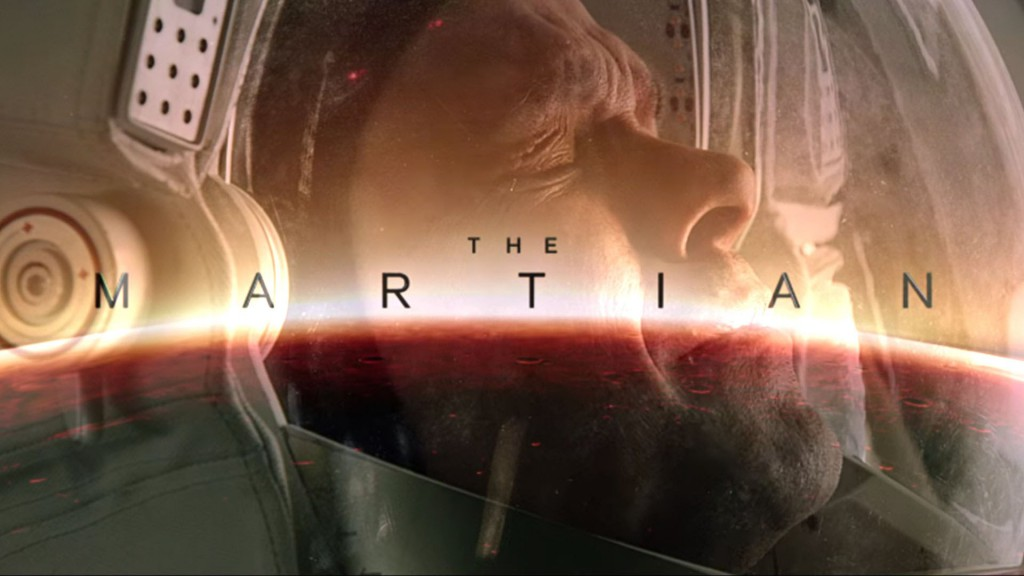 The Martian 2015 movie wallpapers