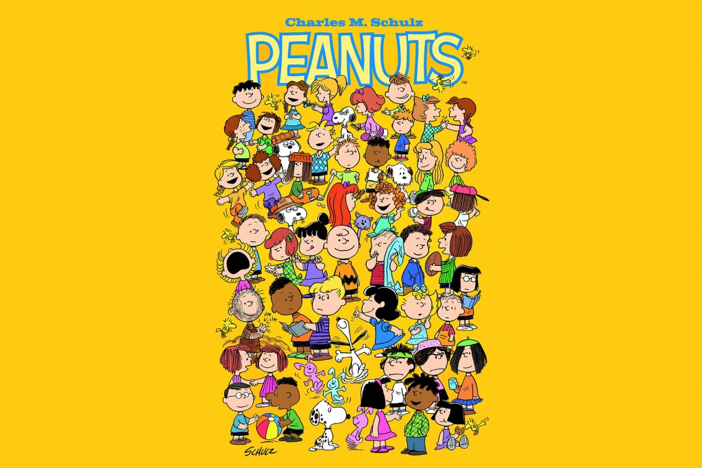 The Peanuts Movie HD wallpapers