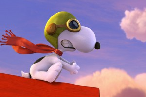 Snoopy in The Peanuts Movie (2015)
