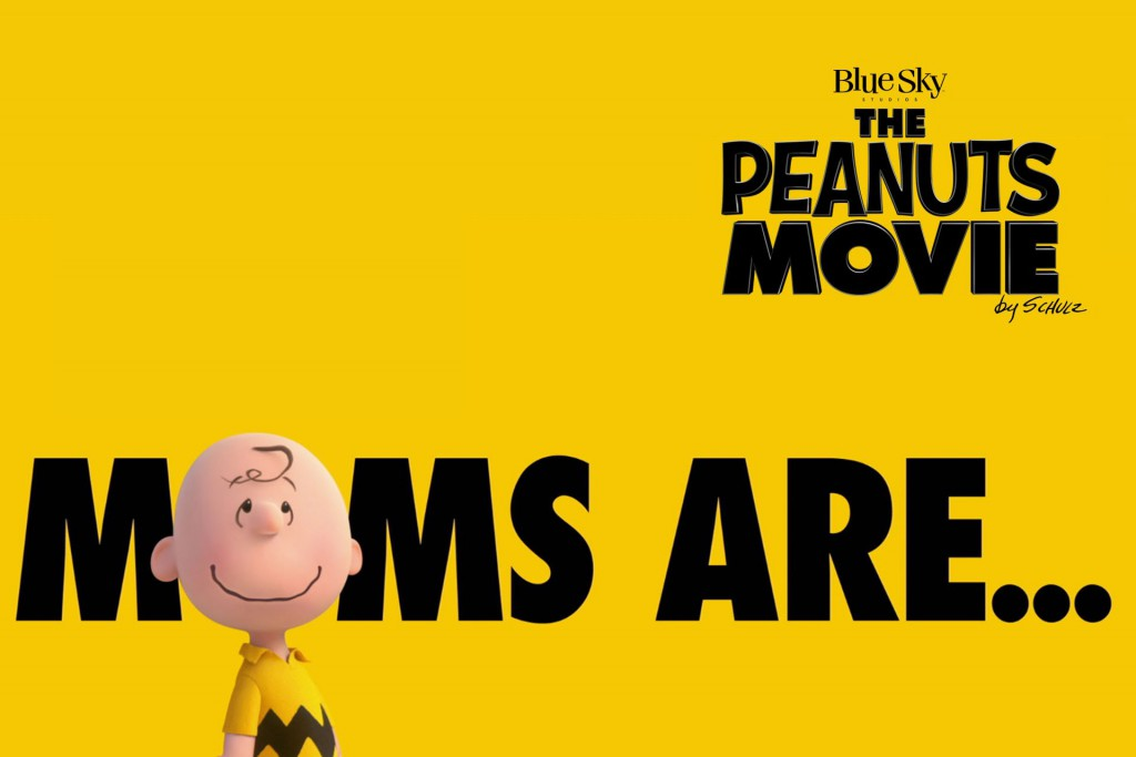 The Peanuts Movie HD wallpapers: Charlie Brown. Moms are...