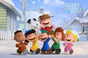 The Peanuts Movie. Winter HD wallpaper