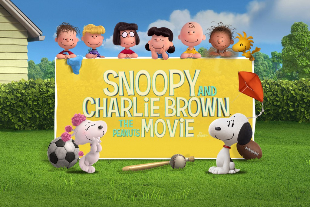 The Peanuts Movie (2015): HD Wallpapers