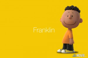 The Peanuts Movie wallpaper: Franklin