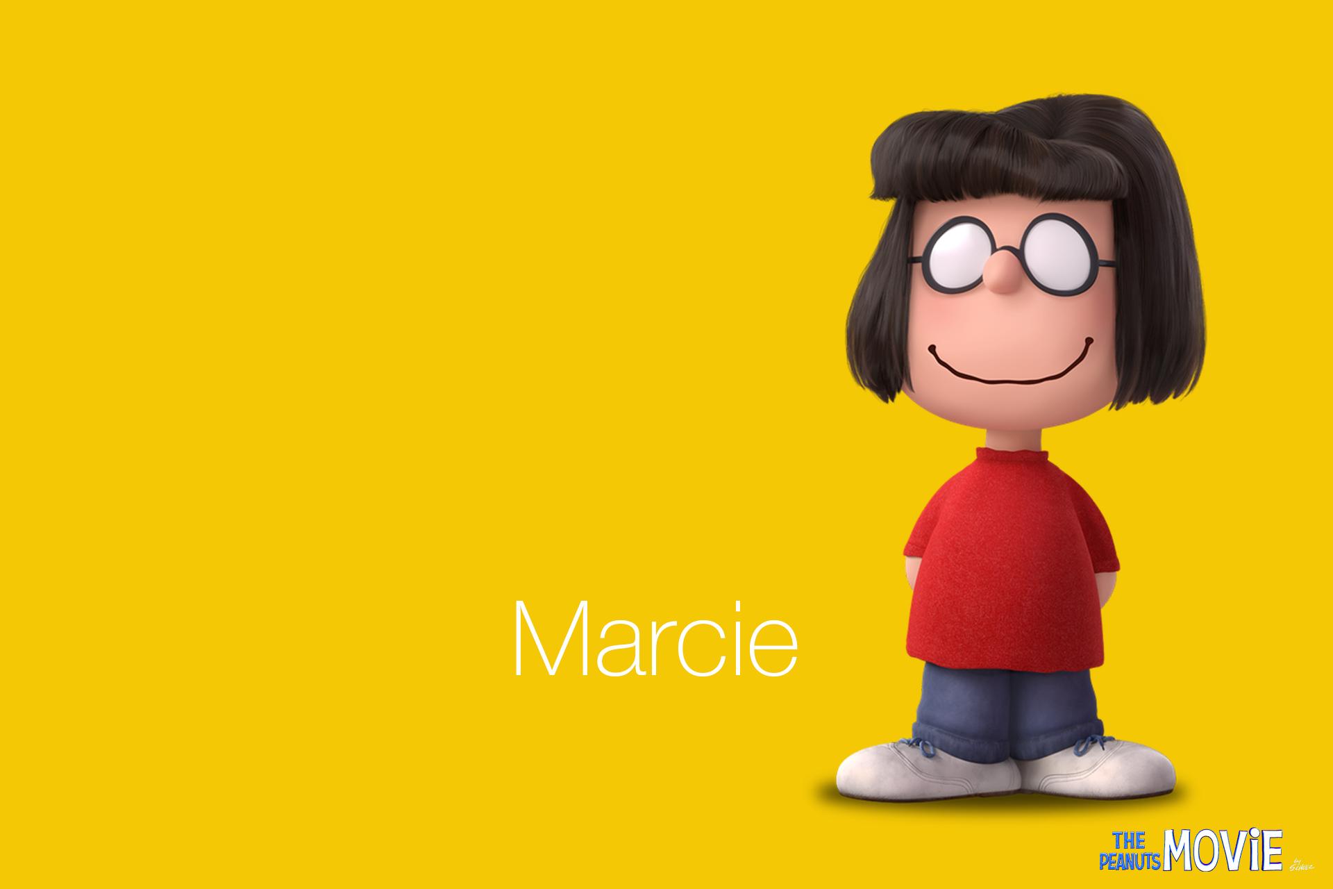 The Peanuts Movie: Marcie photo | VolGanga