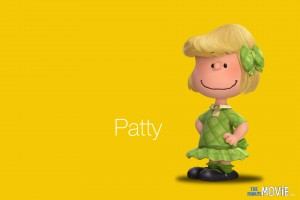 The Peanuts Movie: Patty HD wallpaper