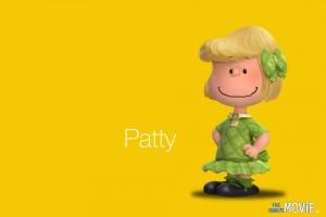 The Peanuts Movie: Patty HD wallpaper
