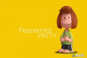 The Peanuts Movie: Peppermint Patty