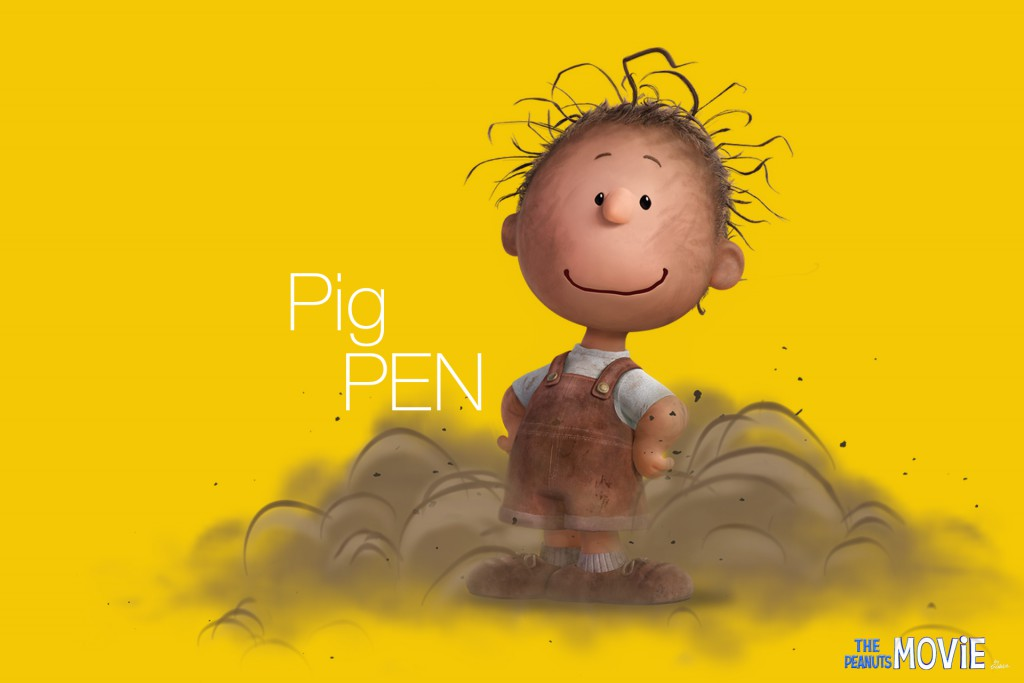 Snoopy and Charlie Brown: Pig Pen