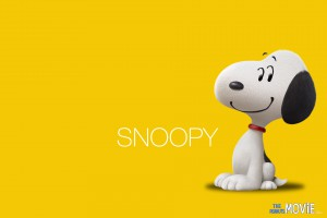 Snoppy HD wallpaper