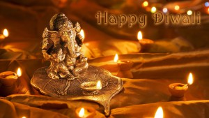 Happy Deepawali. Lord Ganesh