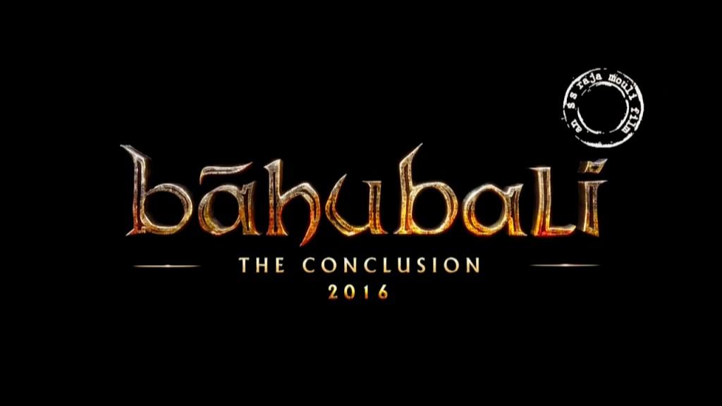 Bahubali 2 Title Stills 1280x720