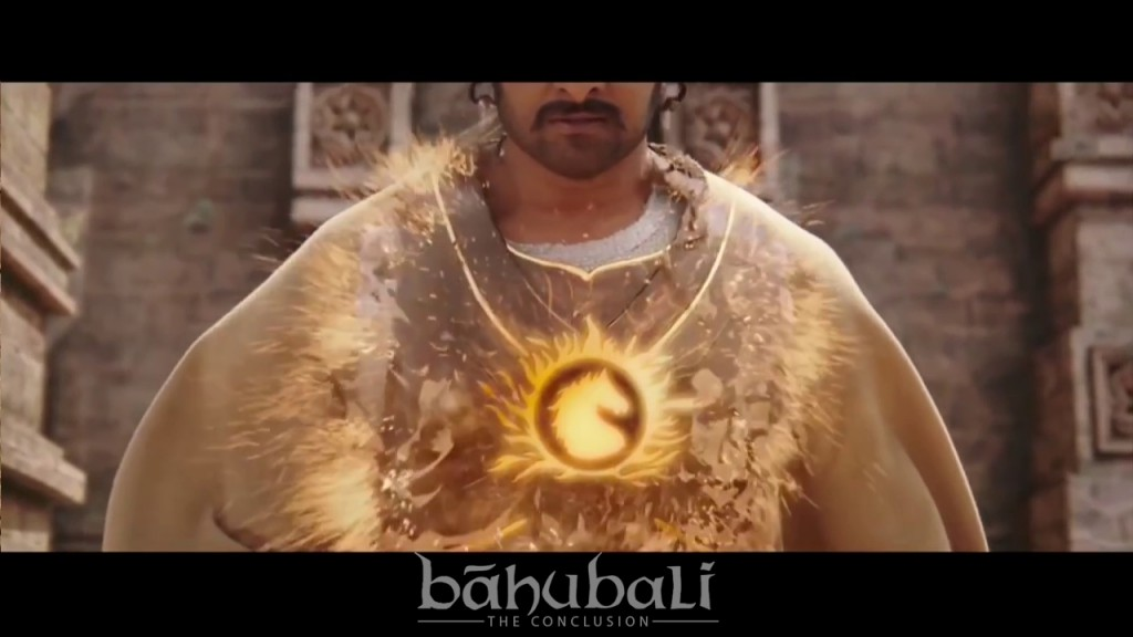 Bahubali: The Conclusion. Wallpaper 1280x720