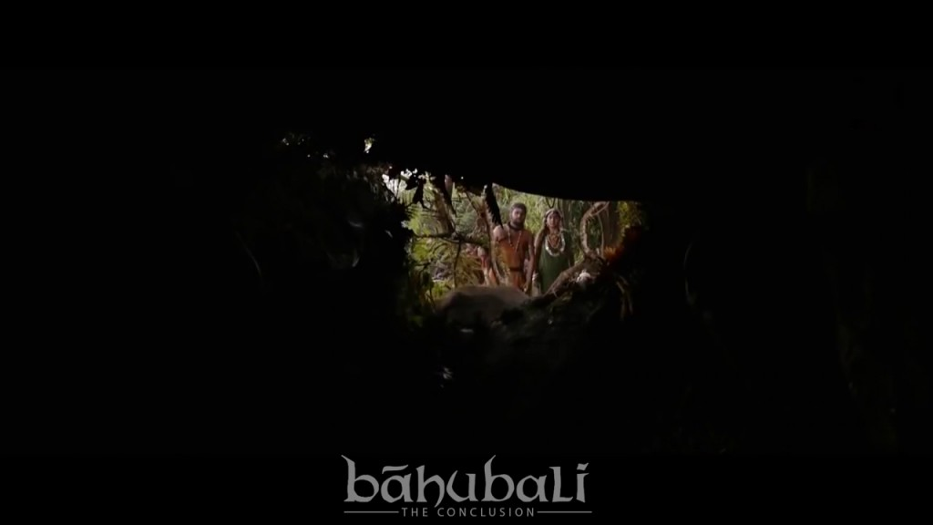 Bahubali 2. Cave. Wallpaper