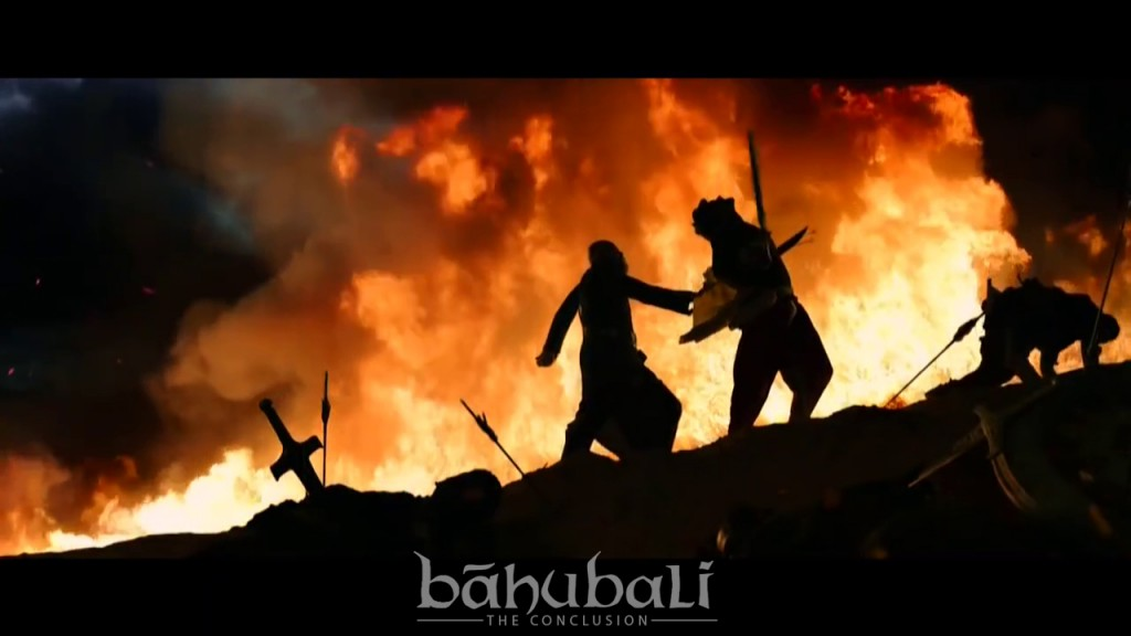 #BahubaliTheConclusion. Pietced with sword. HD wallpaper