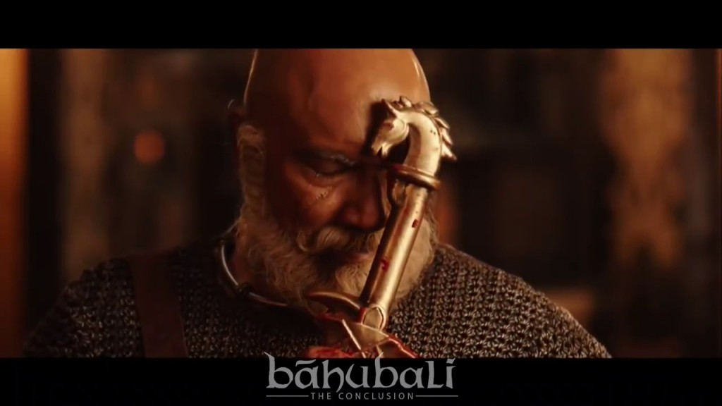 Bahubali: The Conclusion. Still shot