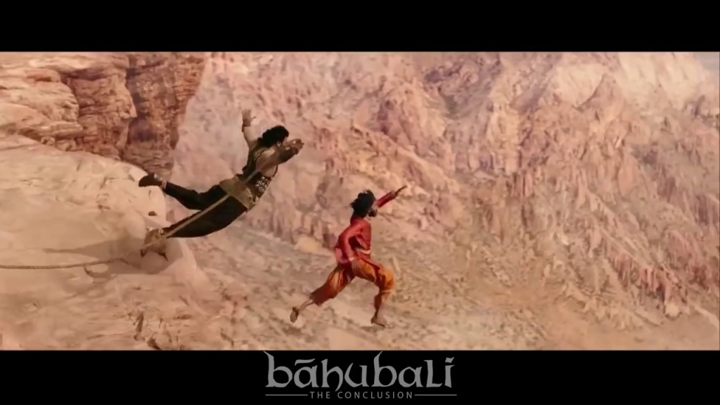 Bahubali 2 still shot