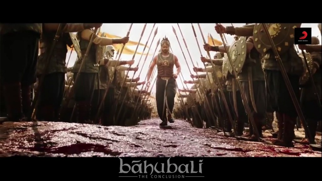 Bahubali 2. Bahubali The Conclusion. Trailer still