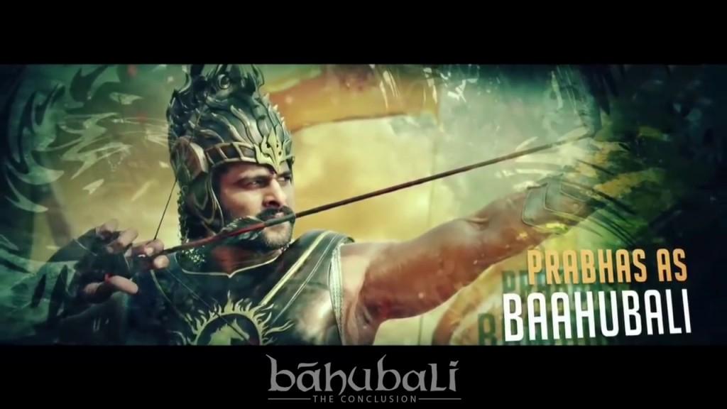 Prabhas in Bhahubali 2. Wallpaper