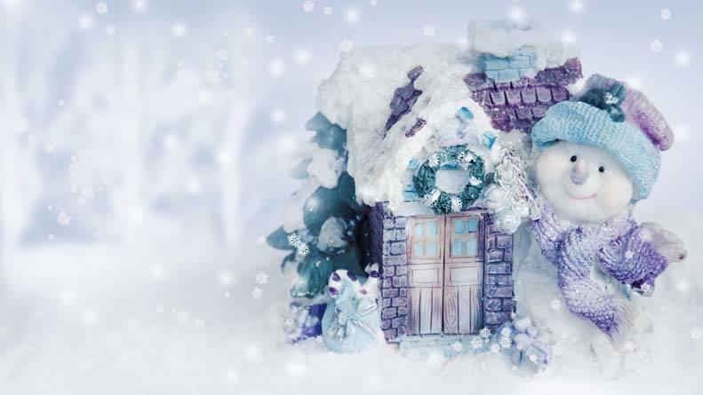 Snowman 2016 wallpaper 1920x1080