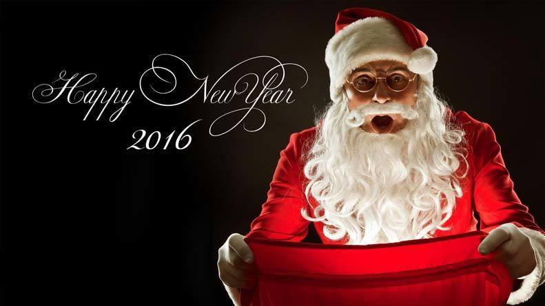Happy New Year 2016: Best HD wallpapers
