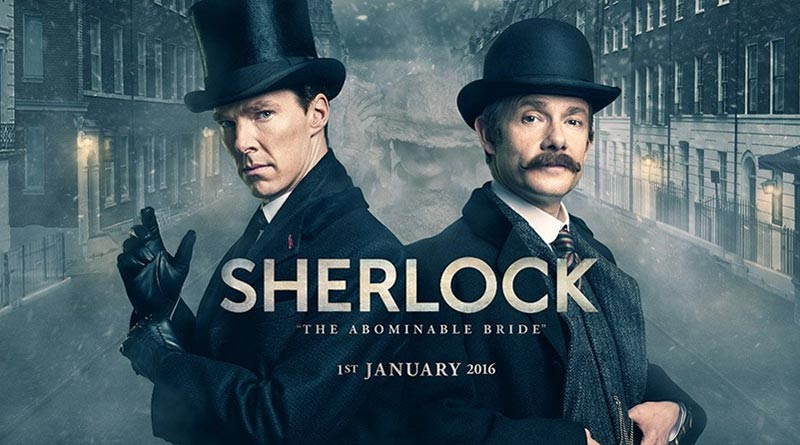 Sherlock: The Abominal Bride (2016): Trailer & What to expect?
