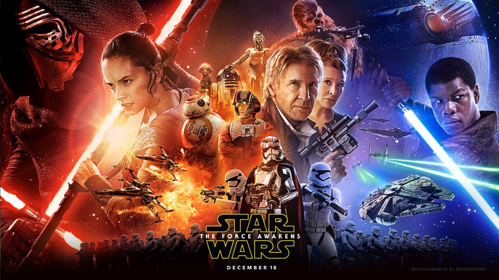 Star Wars 2015 official wallpapers