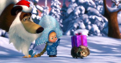 Masha and The Bear: Winter Episodes