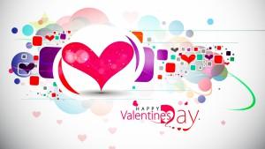 Beautiful Valentine's Day wallpaper