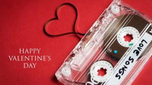 Valentine's Day tape