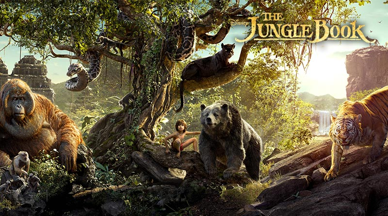 """""""The Jungle Book"""" (2016): film review"""