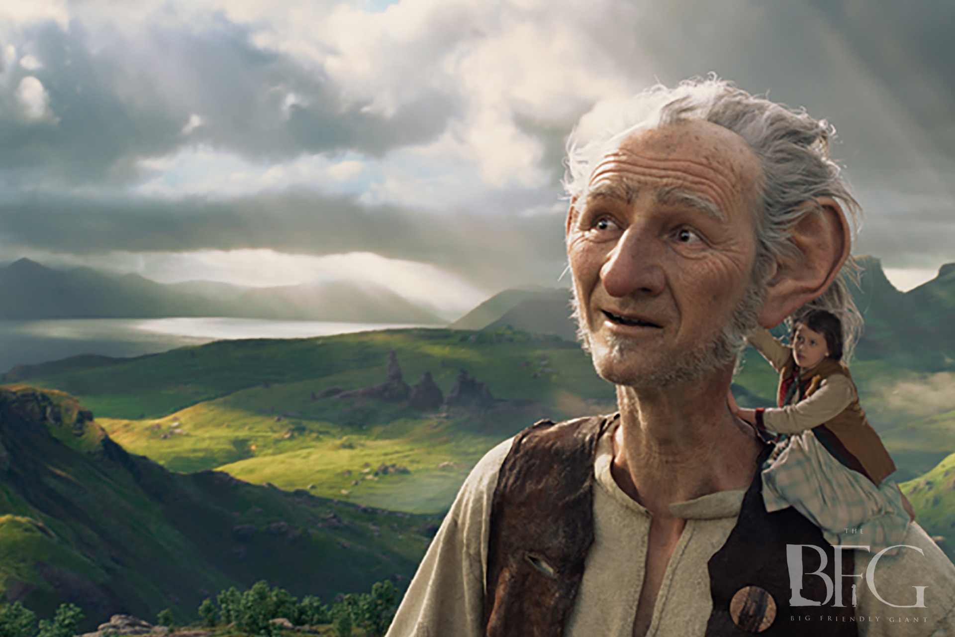 Quotes From The Bfg: The BFG (Big Friendly Giant) 2016: HD Wallpapers